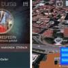 Bursa mobil dünyanın turizm merkezi olacak