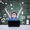 Kodlanmış değil kodlayan çocuk için bilişim öğretmeni