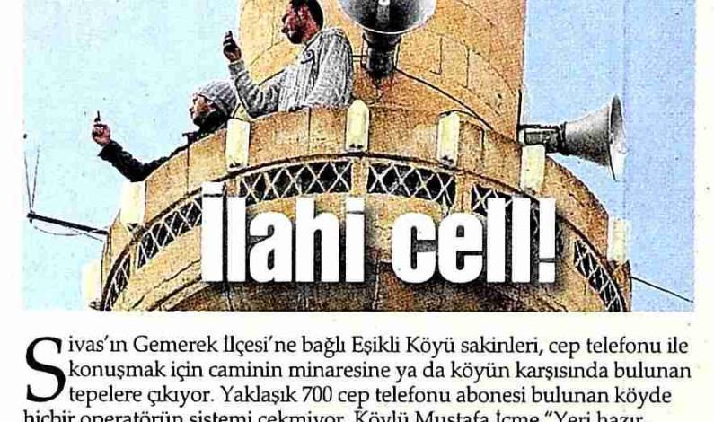 İlahi Cell