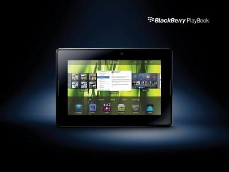 Amerikalılar müjde! Blackberry Playbook satışta!