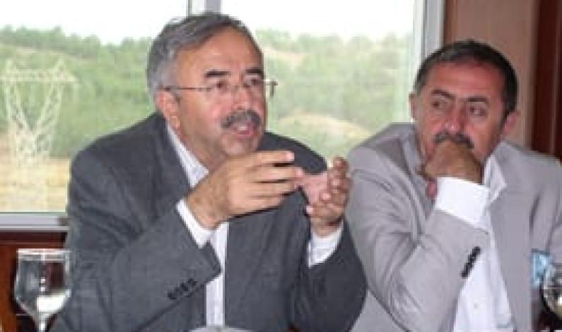 Yeni Ulaştırma Bakanı Habip Soluk