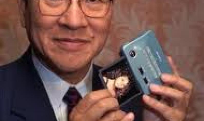 Sony ve CD'yi yaratan adam öldü