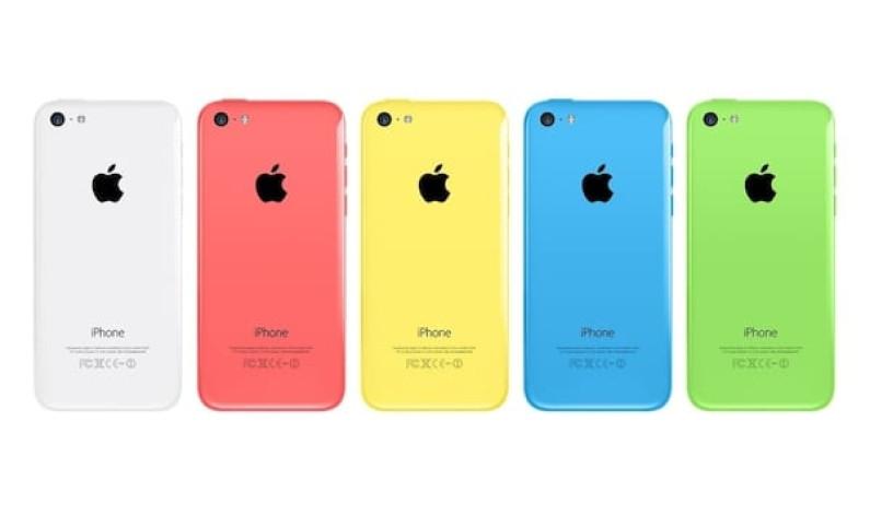 """5C, iPhone'un """"mantık dışı ürün"""" olduğunu kanıtladı"""