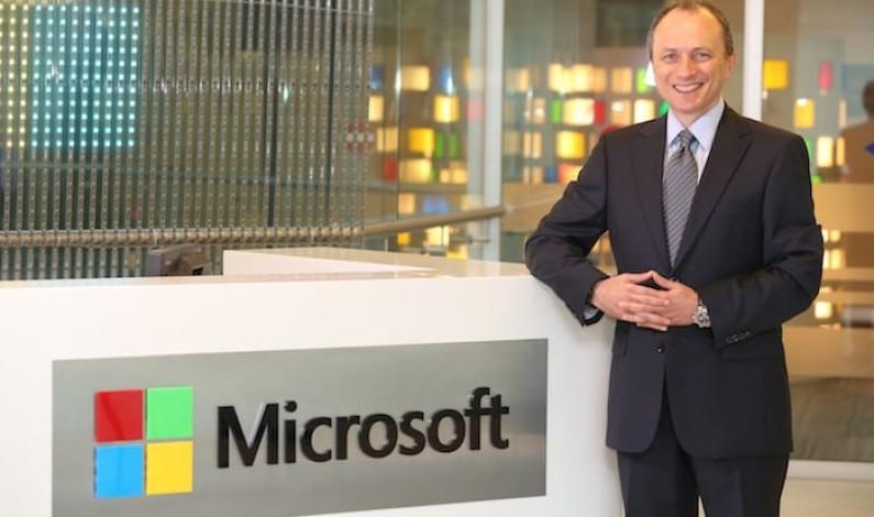 Microsoft'a yeni genel müdür Murat Kansu