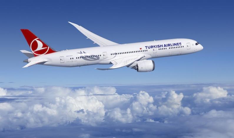 Rüyadan gerçeğe: THY'ye yeni Dreamliner