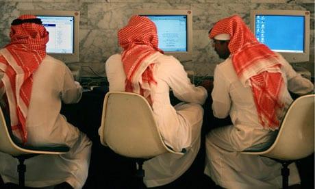 suudi arabistan internet