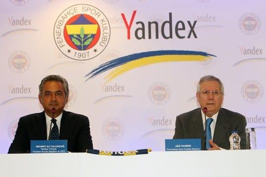 Fenerbahçe Yandex