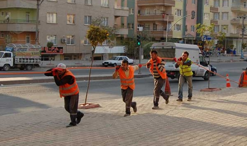 Koca İstanbul'a 2014'te 7 km fiber çekilebilmiş