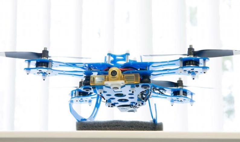 Drone için küçük, insanlık için büyük bir işlemci